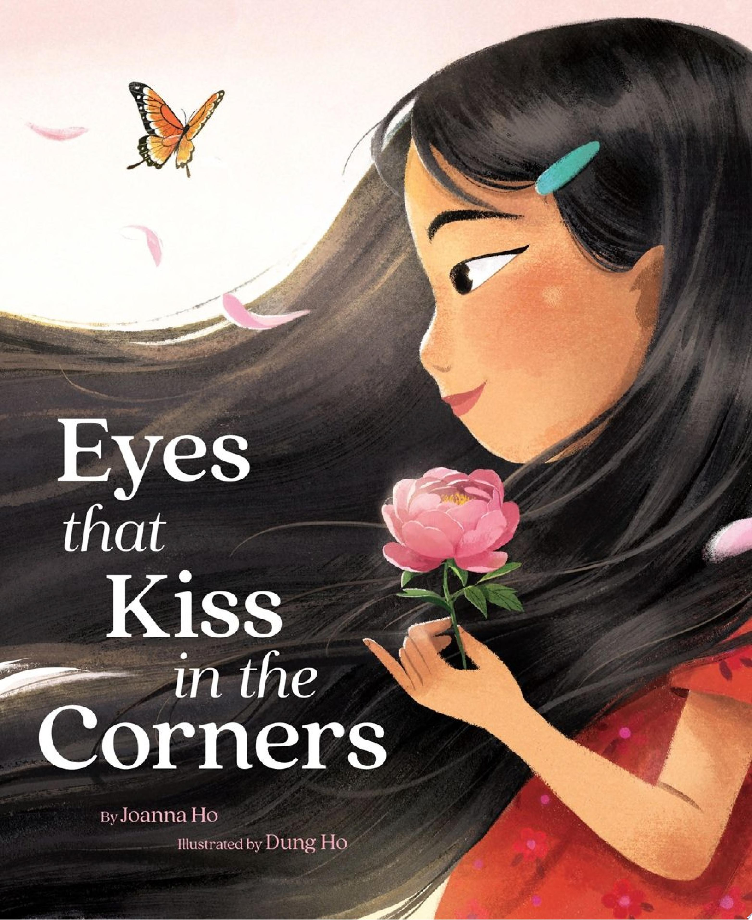"Image for ""Eyes That Kiss in the Corners"""