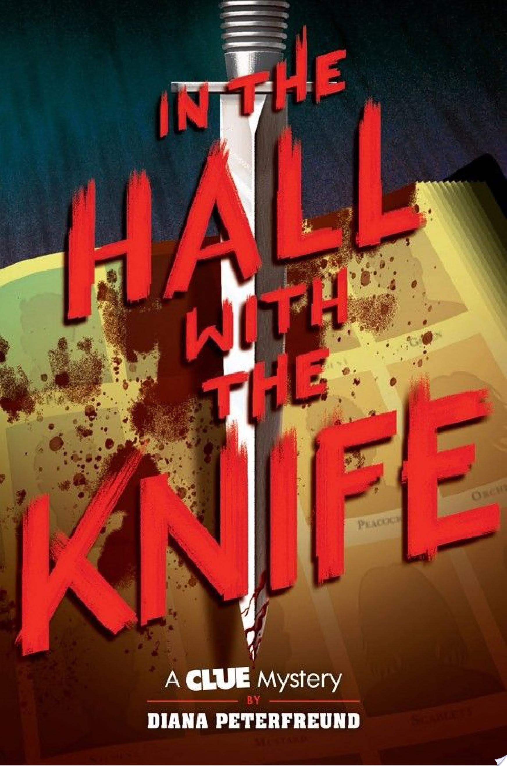 "Image for ""In the Hall with the Knife"""