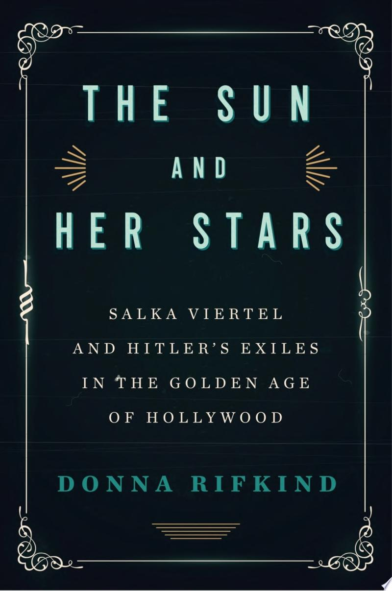 "Image for ""The Sun and Her Stars"""