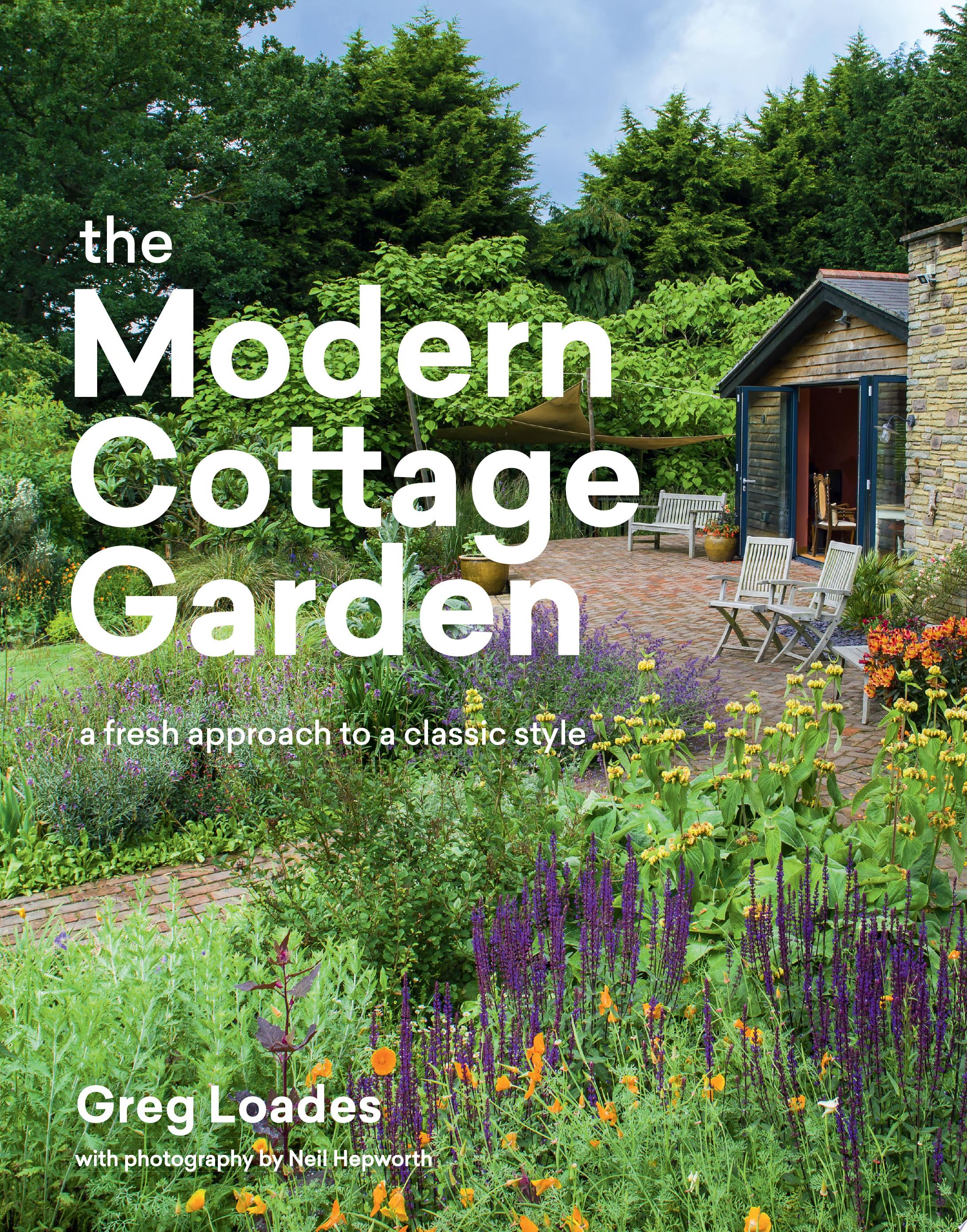 "Image for ""The Modern Cottage Garden"""