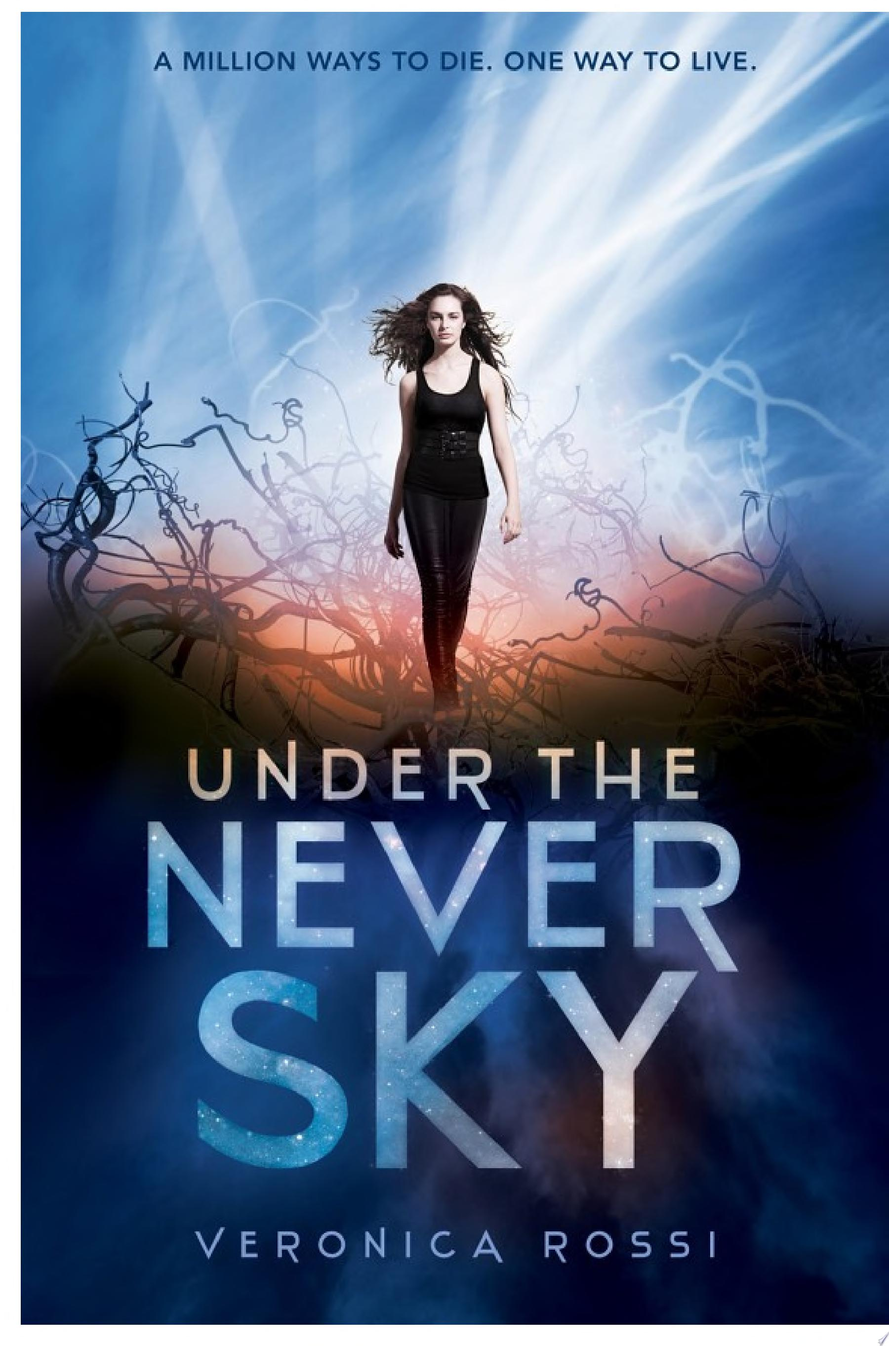 "Image for ""Under the Never Sky"""