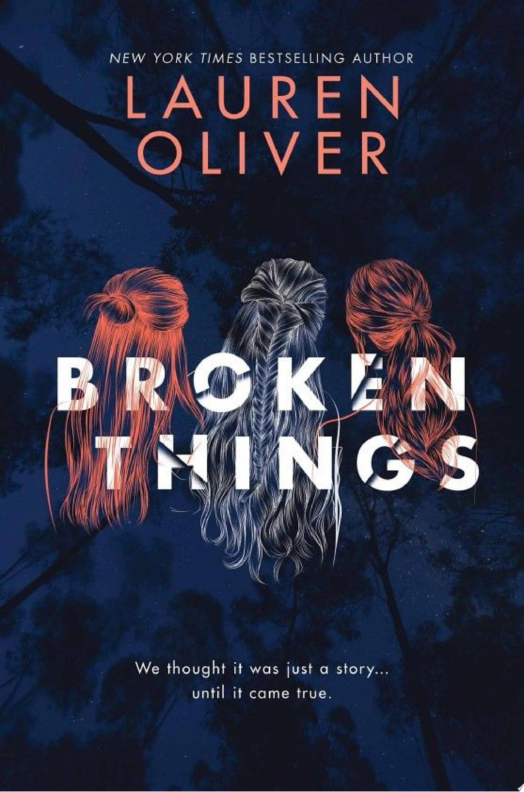 "Image for ""Broken Things"""