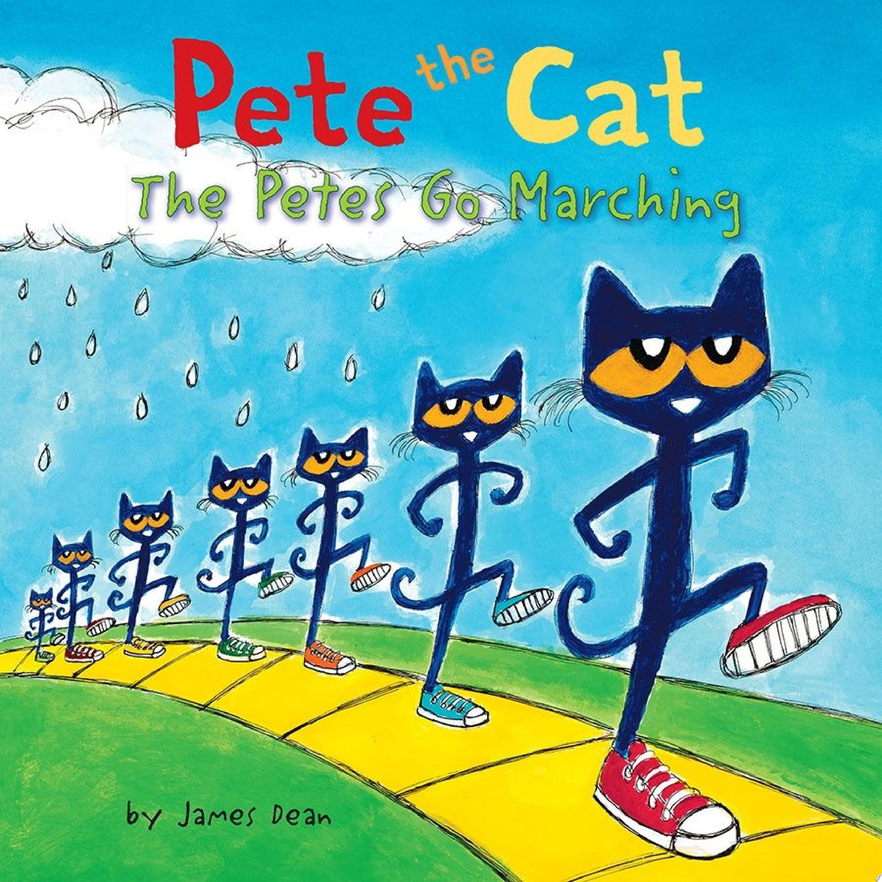 "Image for ""Pete the Cat: The Petes Go Marching"""