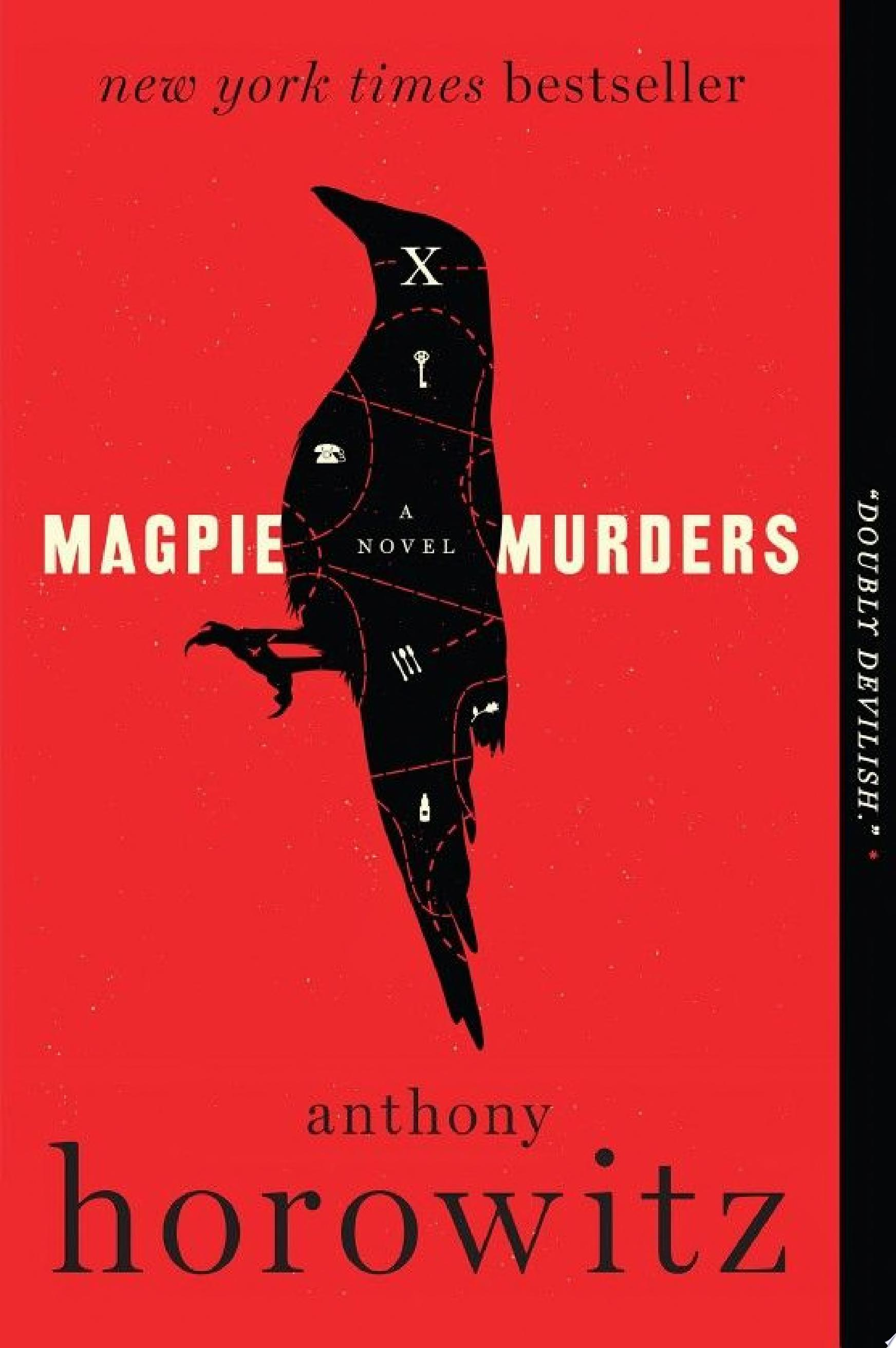 "Image for ""Magpie Murders"""