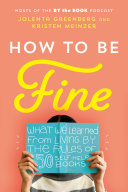 "Image for ""How to Be Fine"""