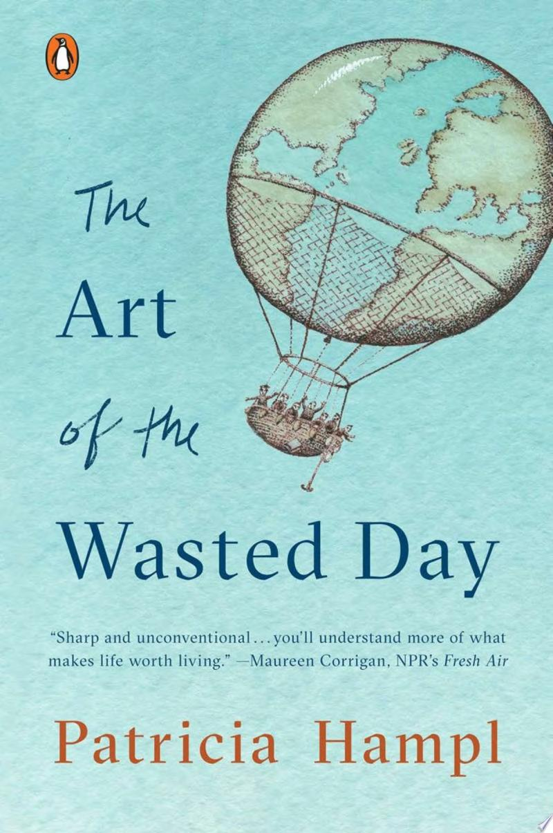 "Image for ""The Art of the Wasted Day"""