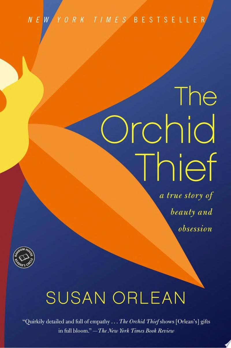 "Image for ""The Orchid Thief"""