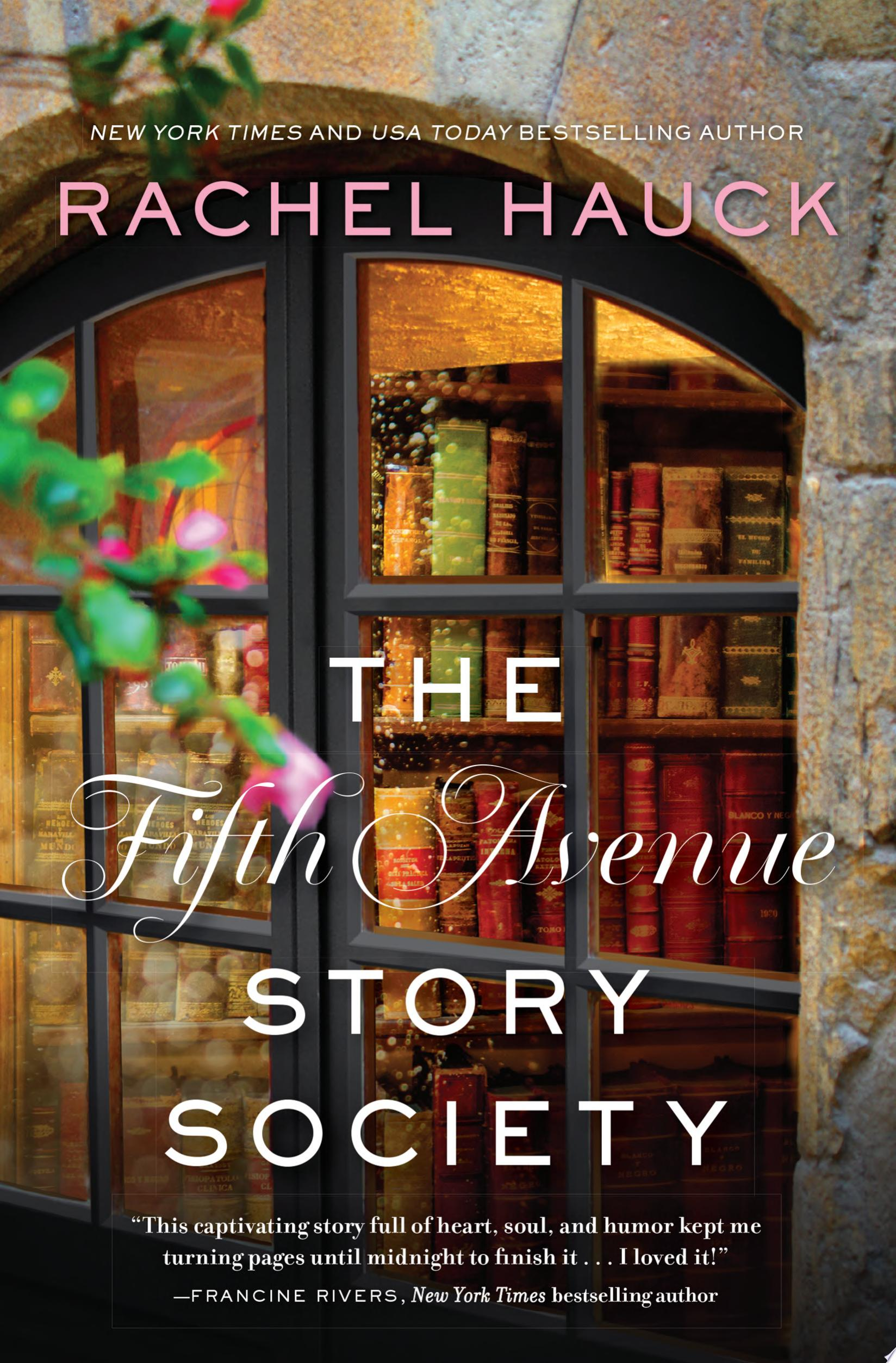 "Image for ""The Fifth Avenue Story Society"""