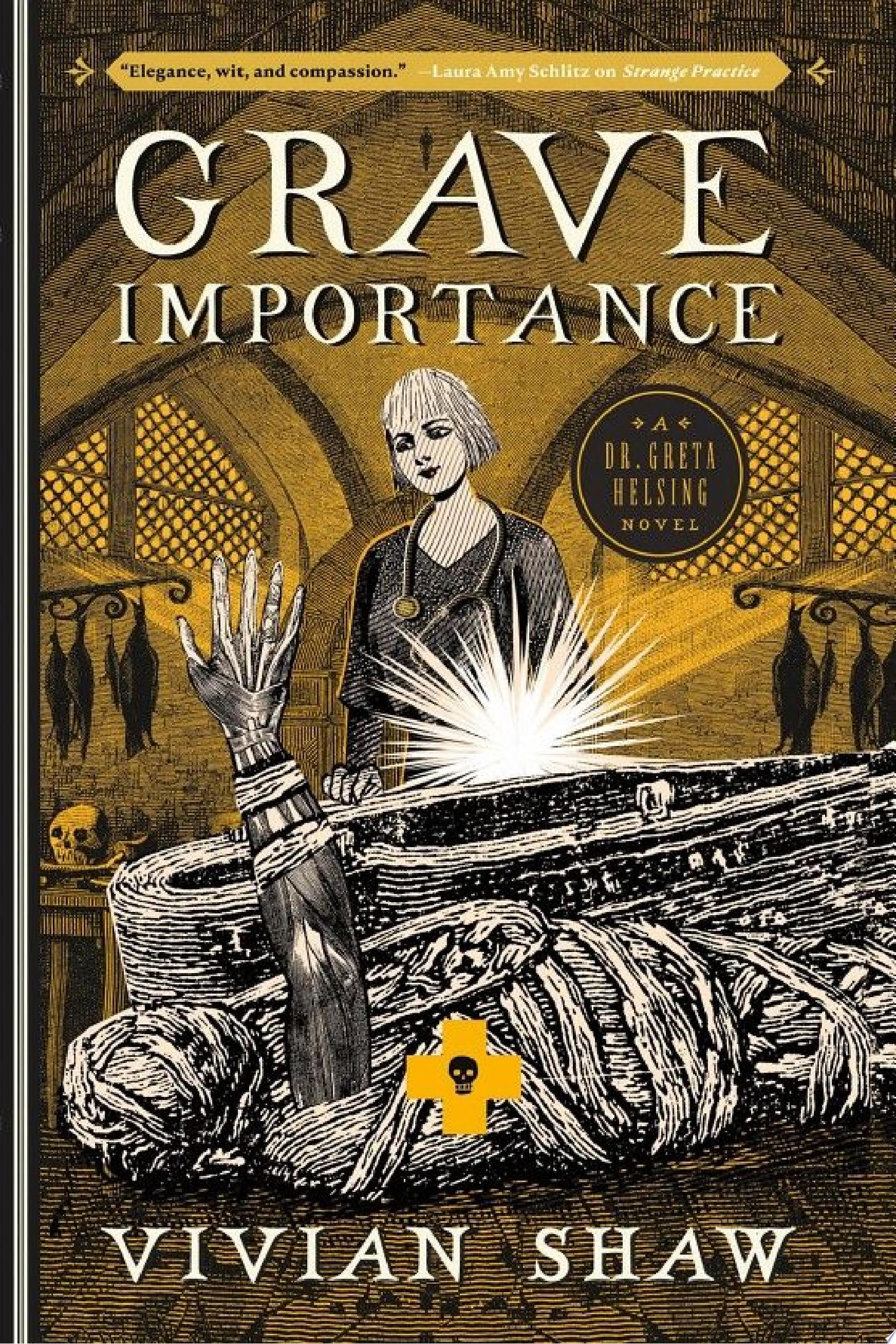 "Image for ""Grave Importance"""