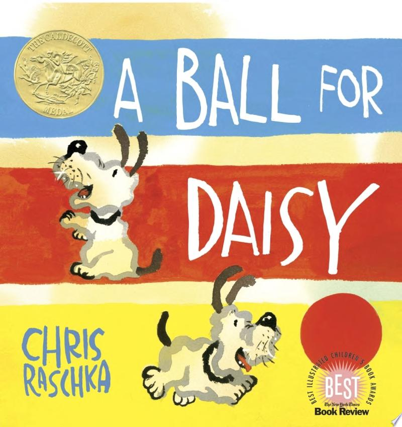 "Image for ""A Ball for Daisy"""