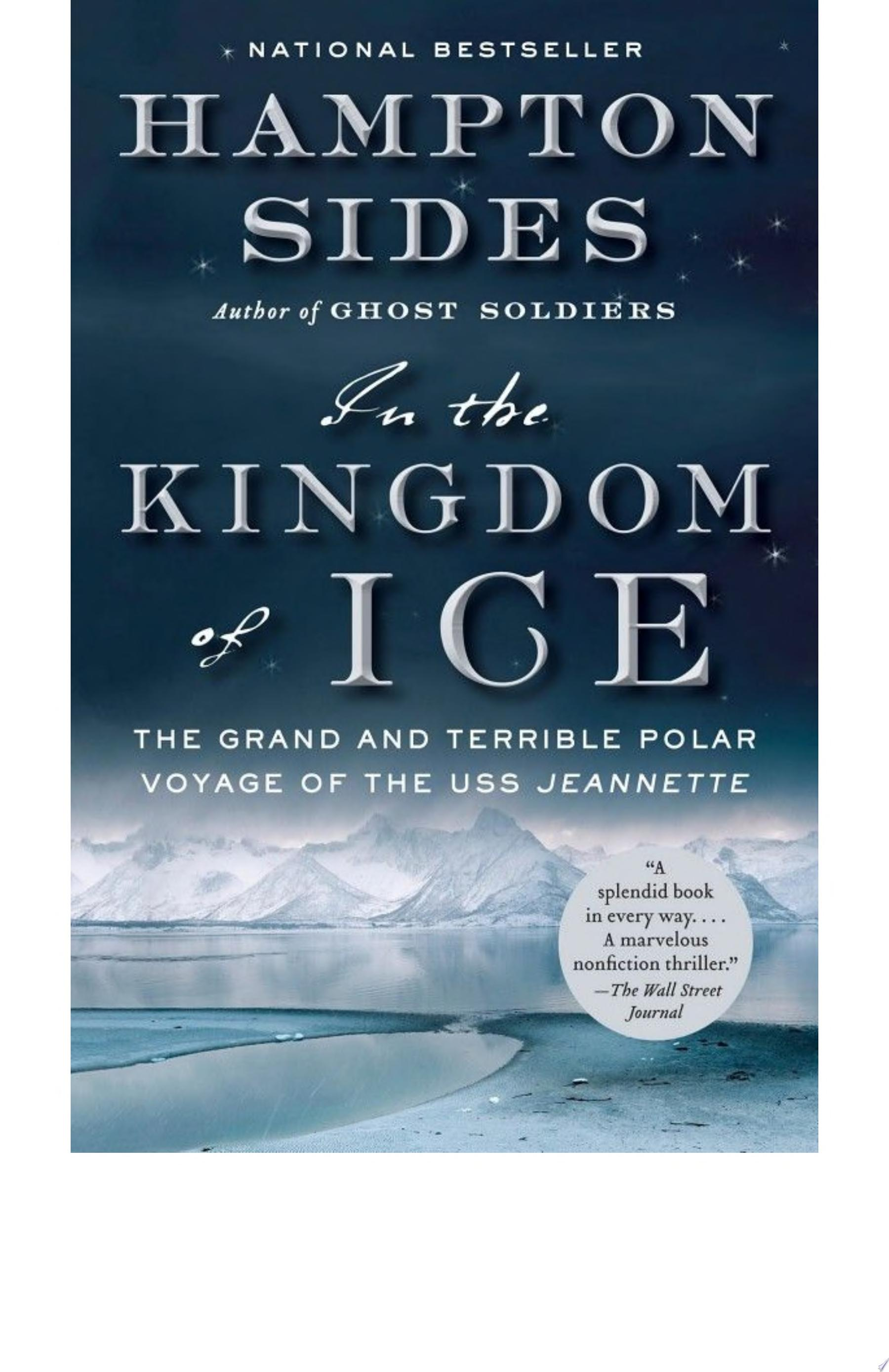 "Image for ""In the Kingdom of Ice"""