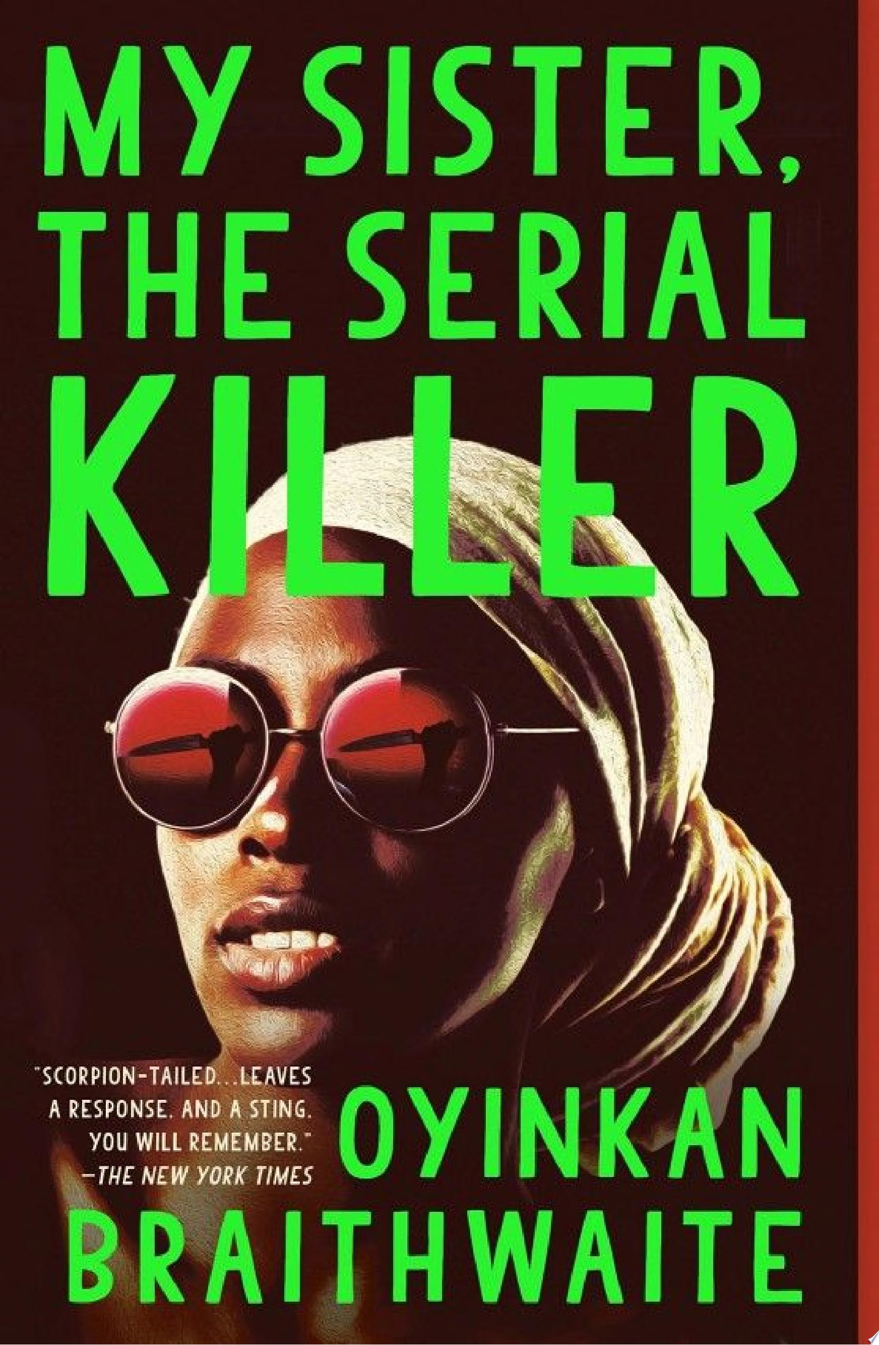 "Image for ""My Sister, the Serial Killer"""