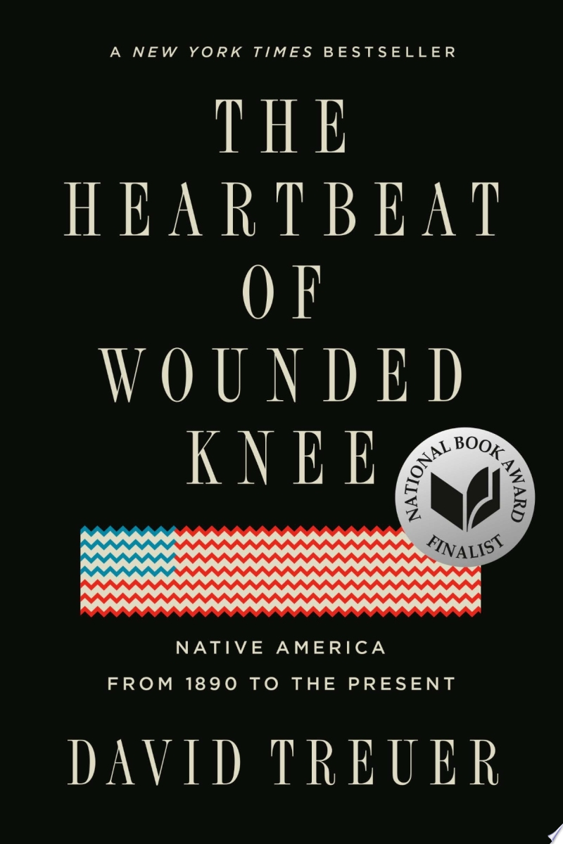 "Image for ""The Heartbeat of Wounded Knee"""