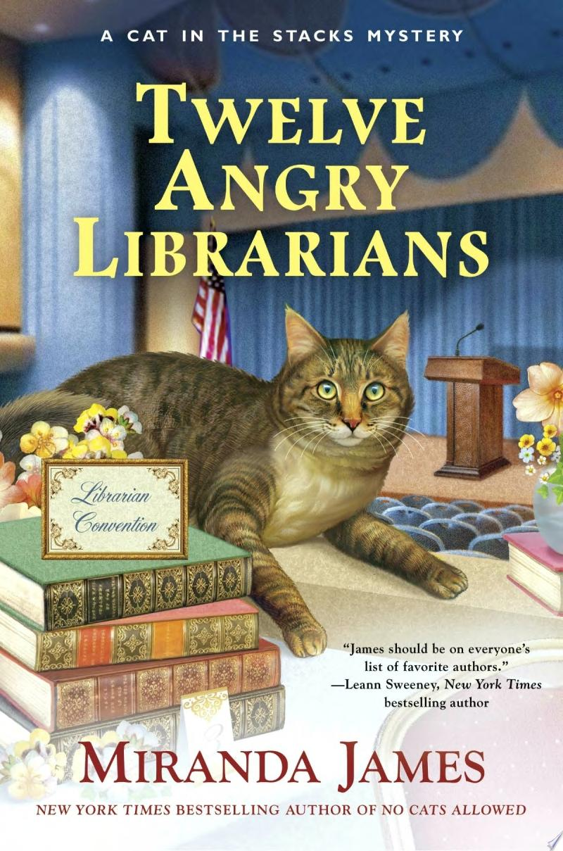 "Image for ""Twelve Angry Librarians"""