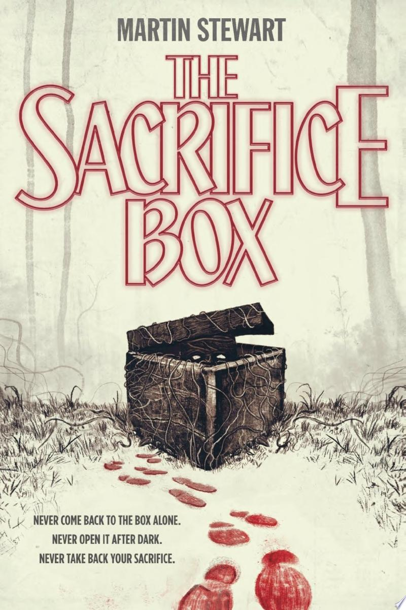 "Image for ""The Sacrifice Box"""