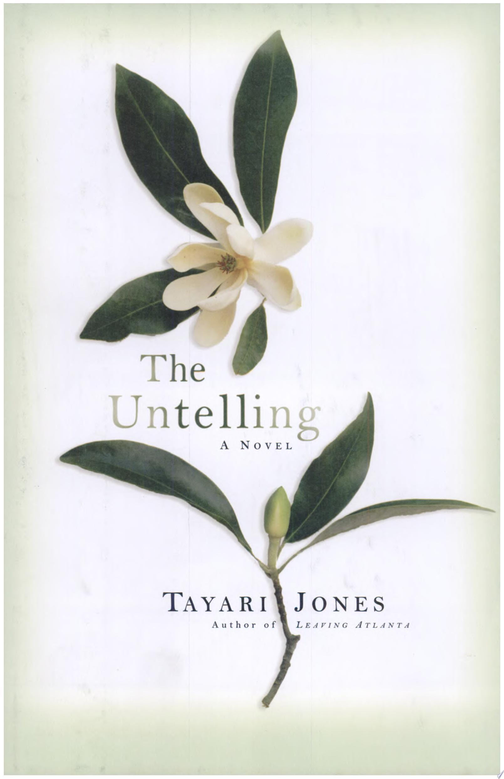 "Image for ""The Untelling"""