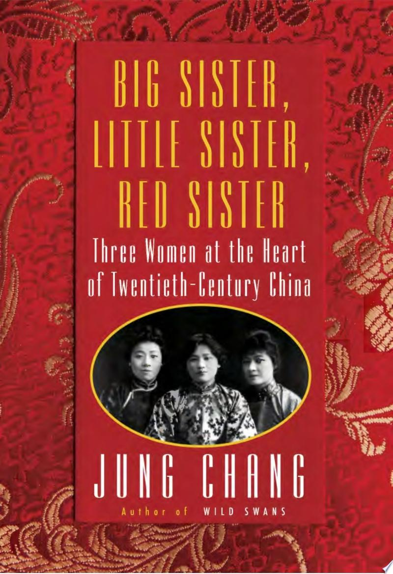"Image for ""Big Sister, Little Sister, Red Sister"""