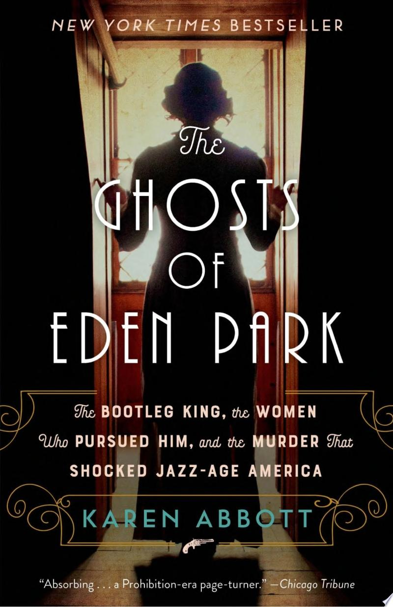 "Image for ""The Ghosts of Eden Park"""