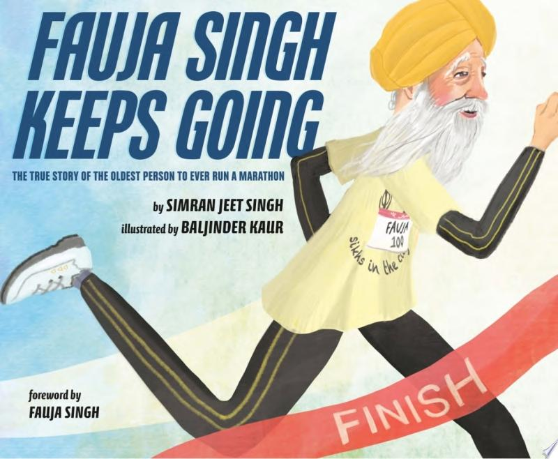 "Image for ""Fauja Singh Keeps Going"""