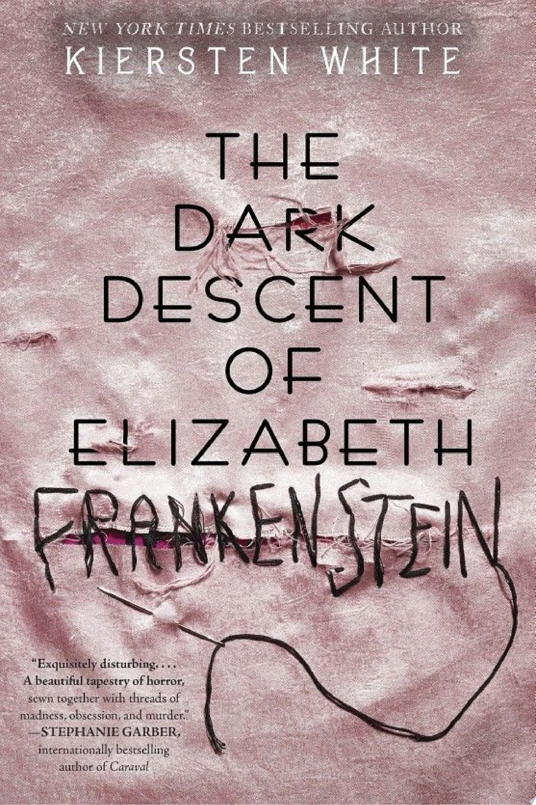 "Image for ""The Dark Descent of Elizabeth Frankenstein"""