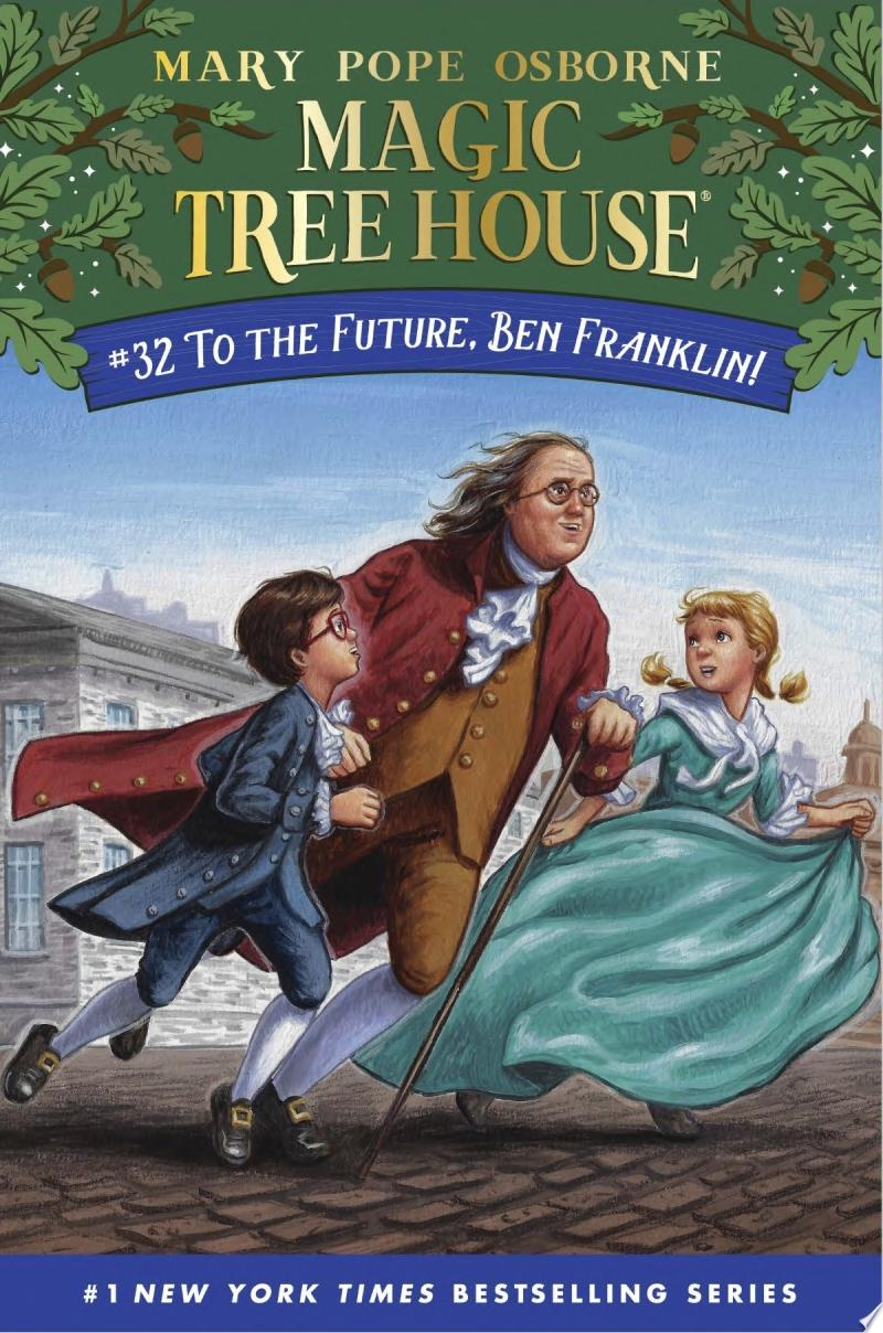 "Image for ""To the Future, Ben Franklin!"""