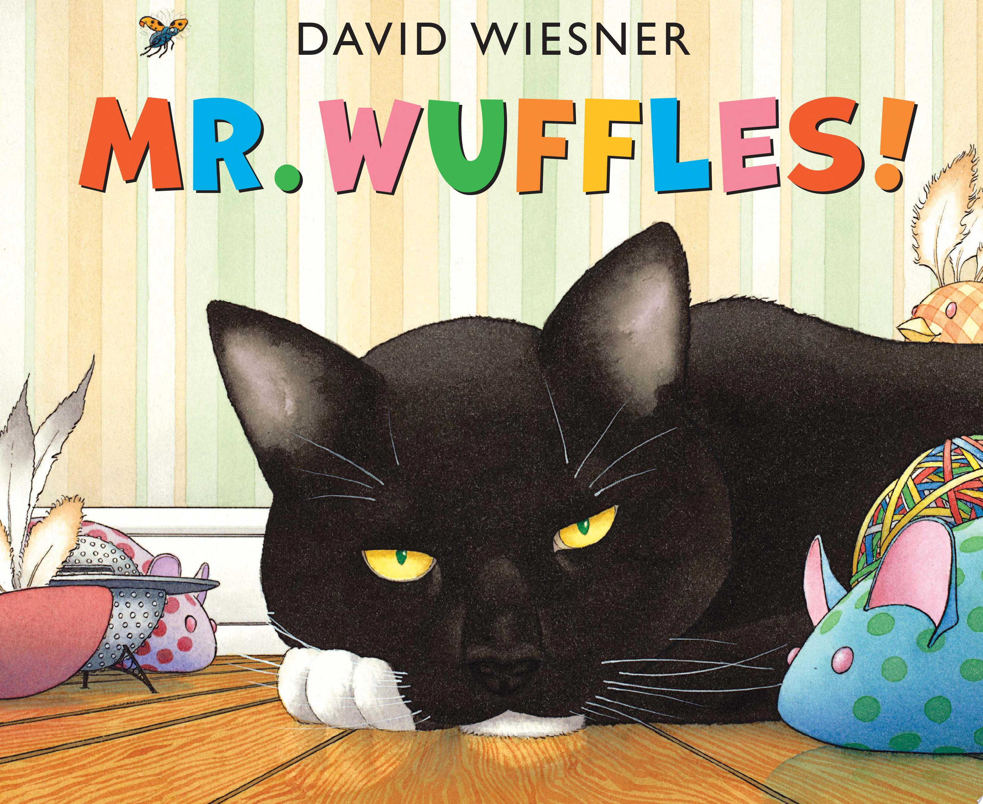 "Image for ""Mr. Wuffles!"""