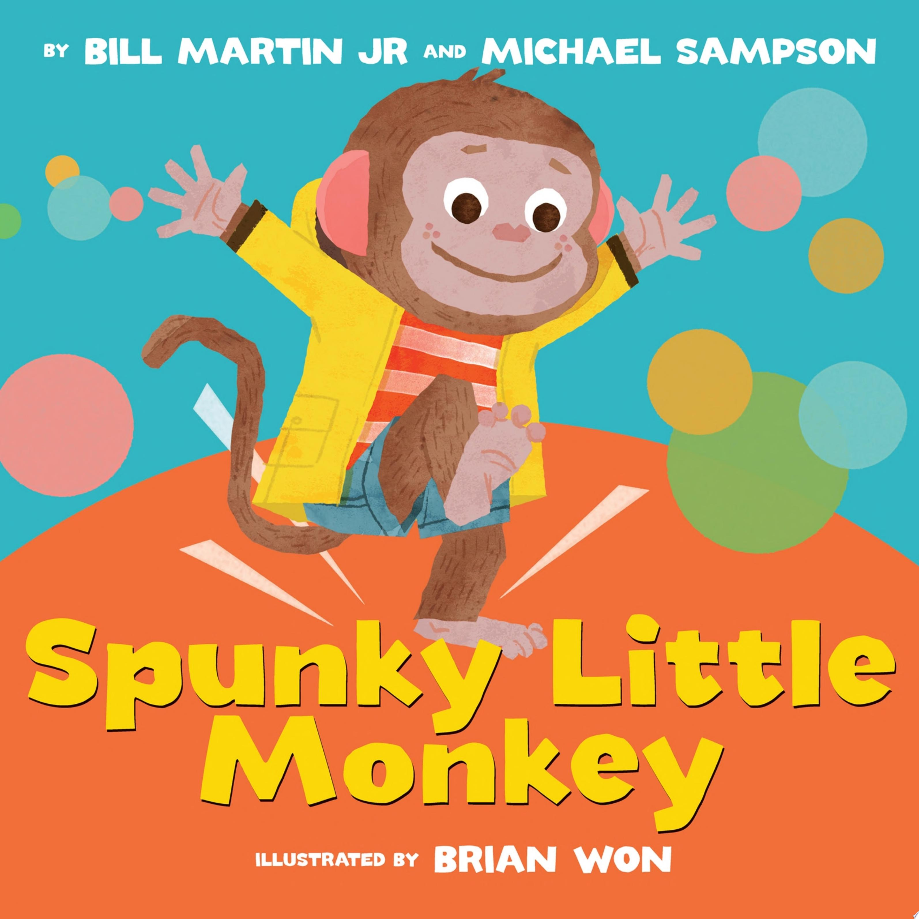 "Image for ""Spunky Little Monkey"""