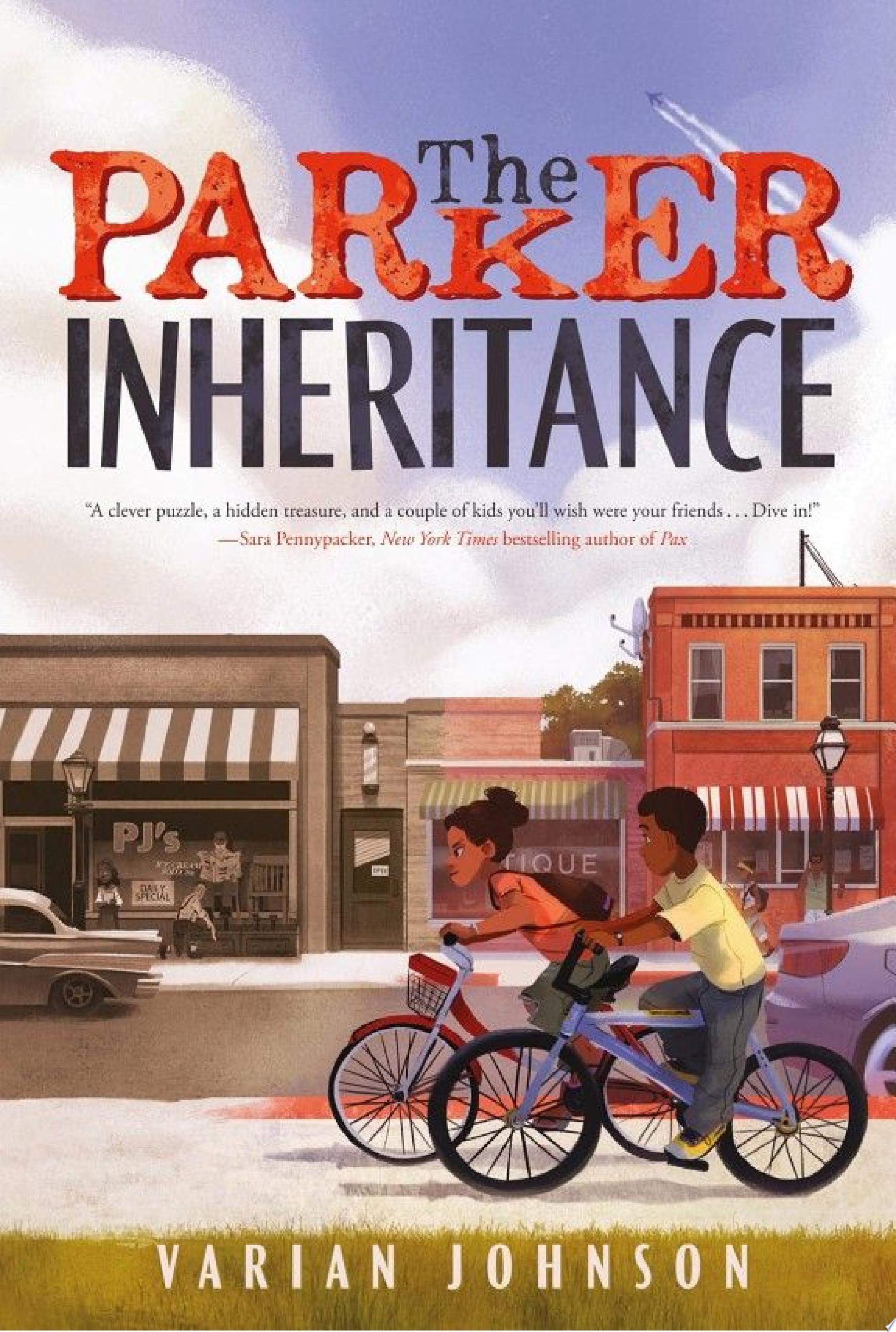 "Image for ""The Parker Inheritance"""