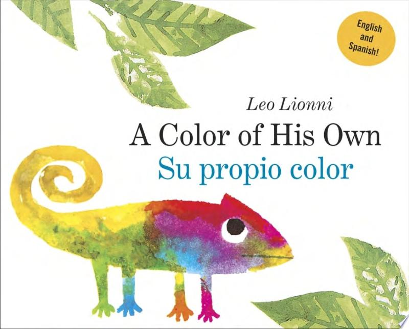 "Image for ""A Color of His Own"""