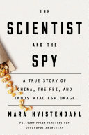 "Image for ""The Scientist and the Spy"""