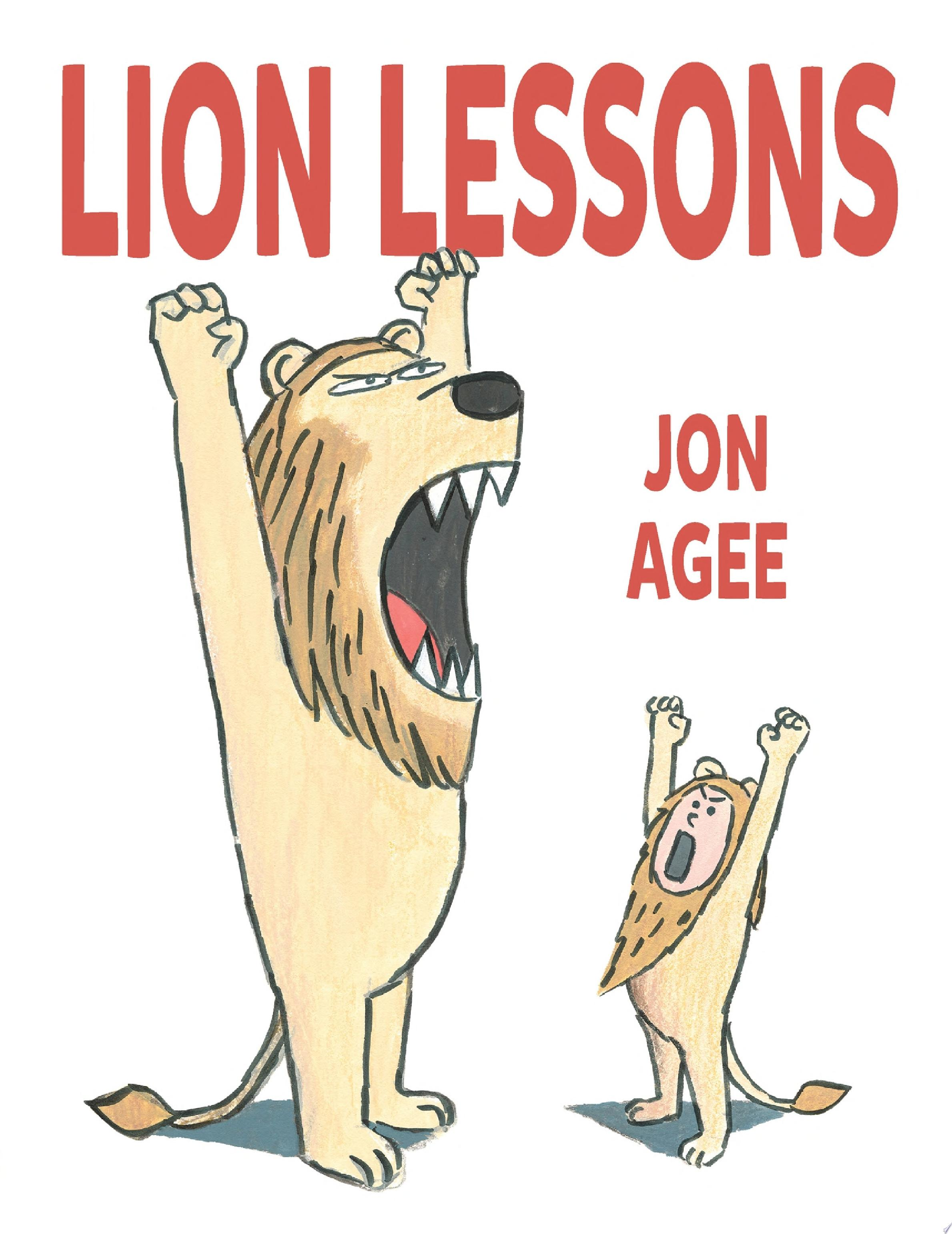 "Image for ""Lion Lessons"""