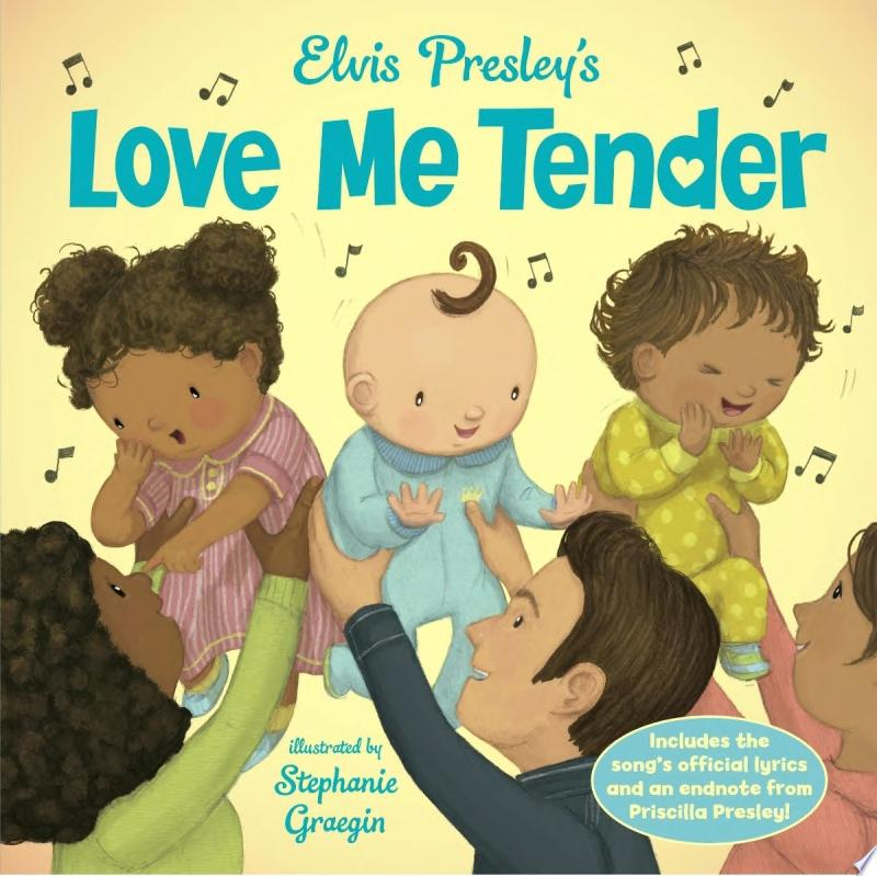 "Image for ""Elvis Presley's Love Me Tender"""