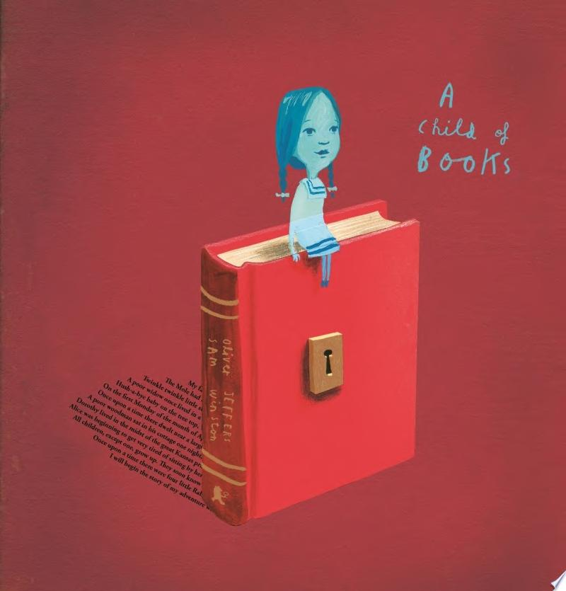 "Image for ""A Child of Books"""
