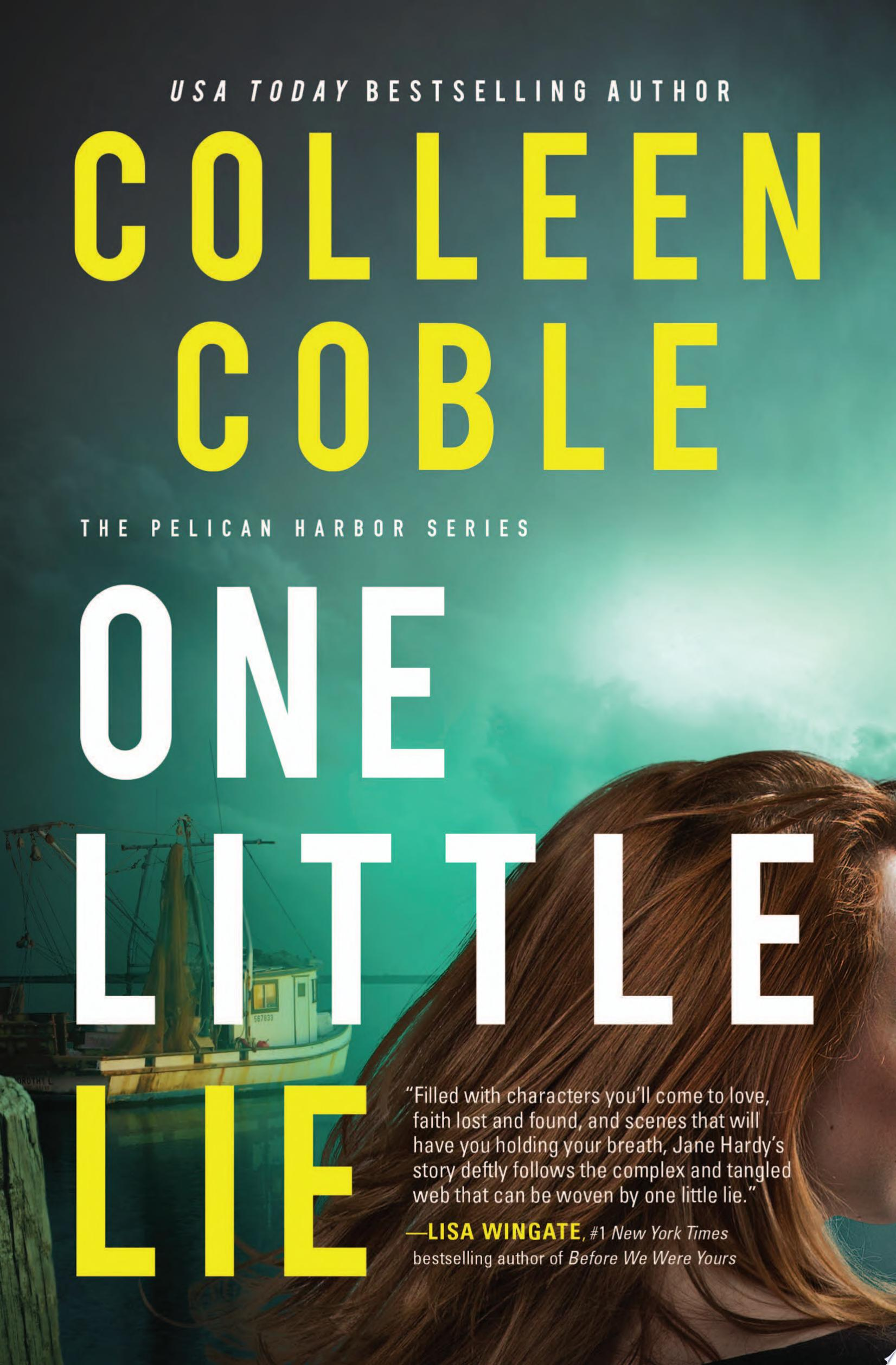 "Image for ""One Little Lie"""