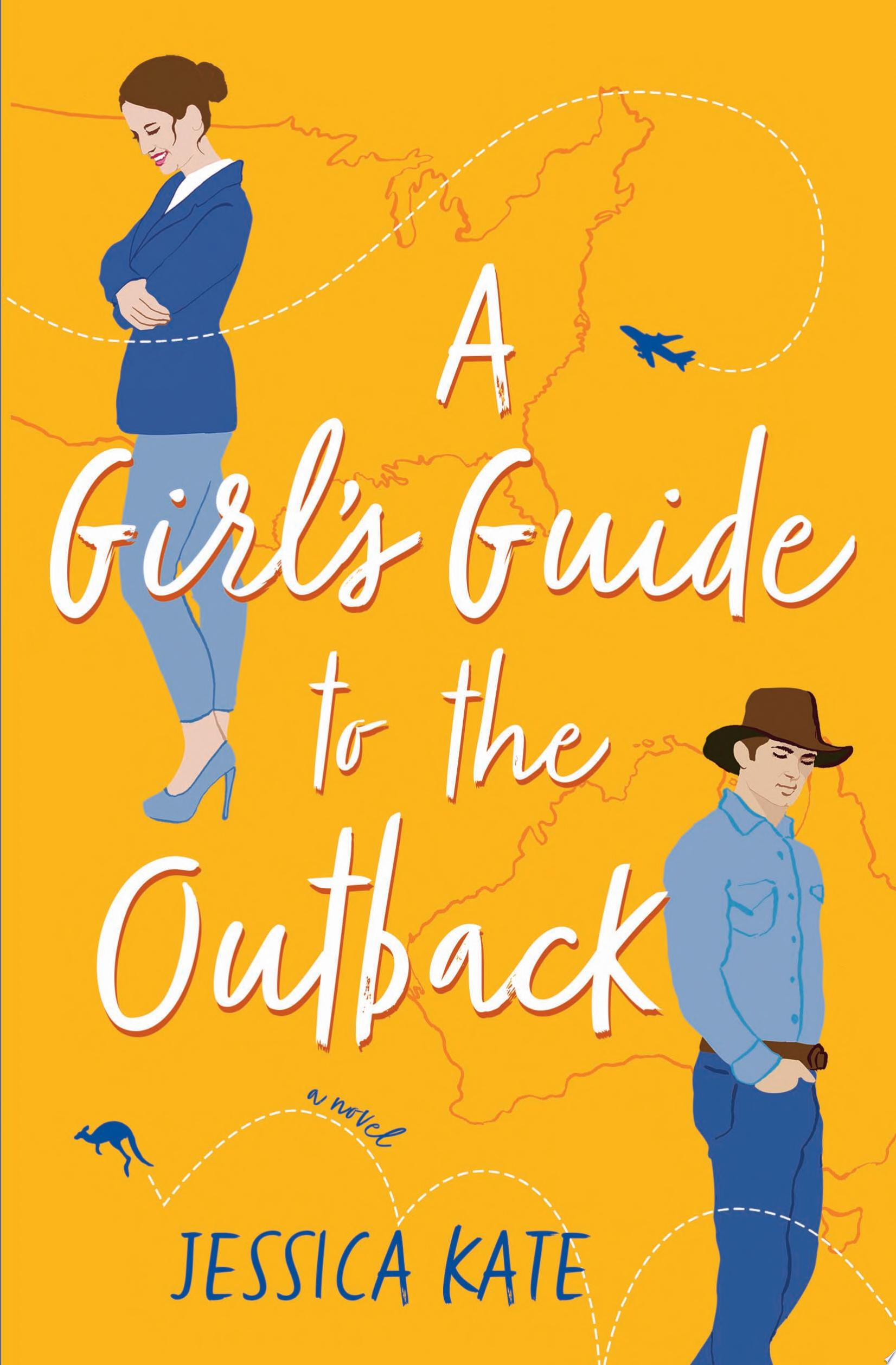 "Image for ""A Girl's Guide to the Outback"""