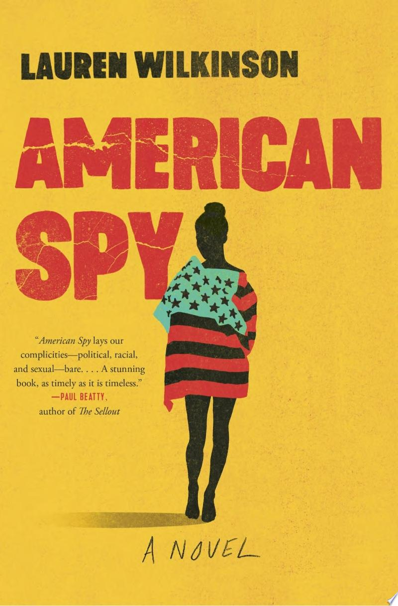 "Image for ""American Spy"""