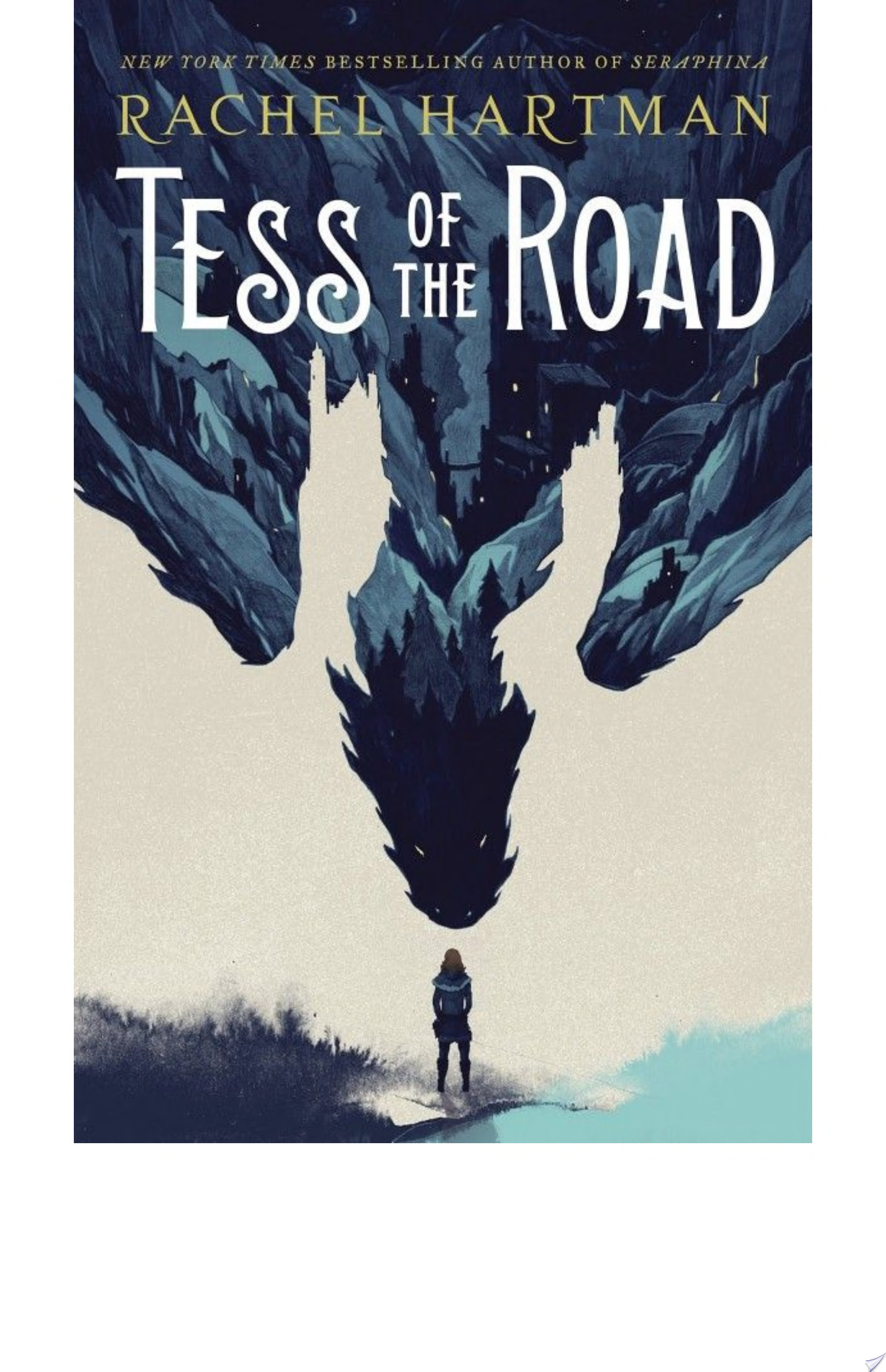 "Image for ""Tess of the Road"""
