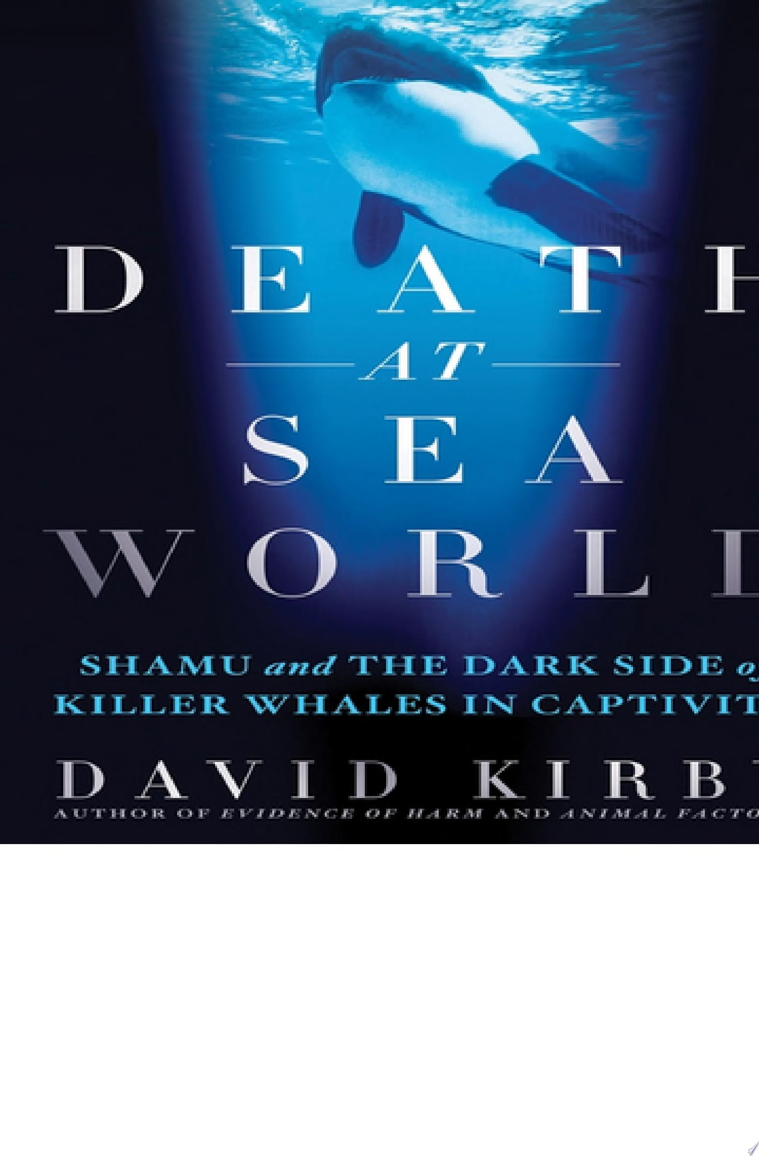 "Image for ""Death at SeaWorld"""