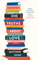 "Image for ""Twenty-one Truths About Love"""
