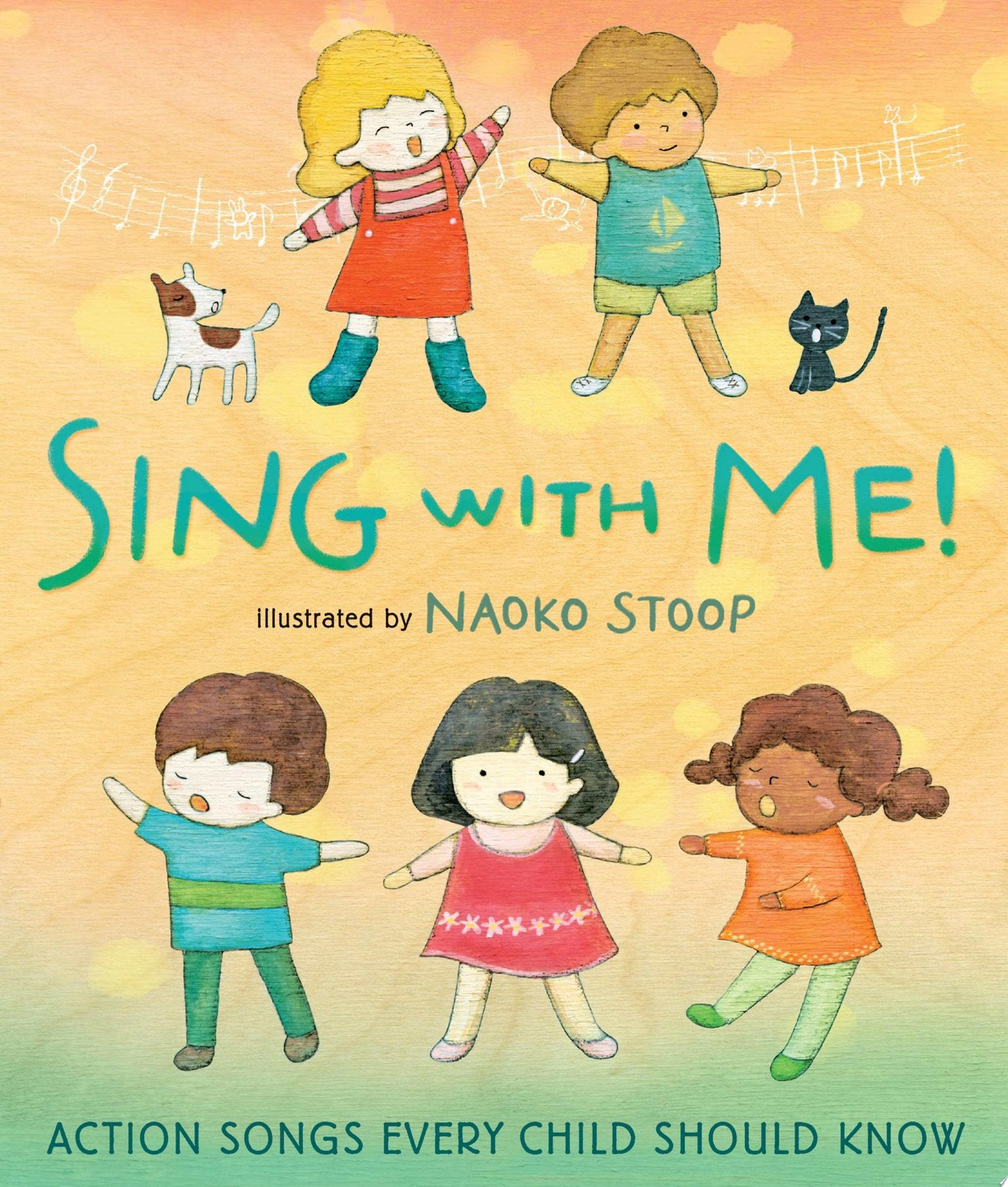 "Image for ""Sing with Me!"""