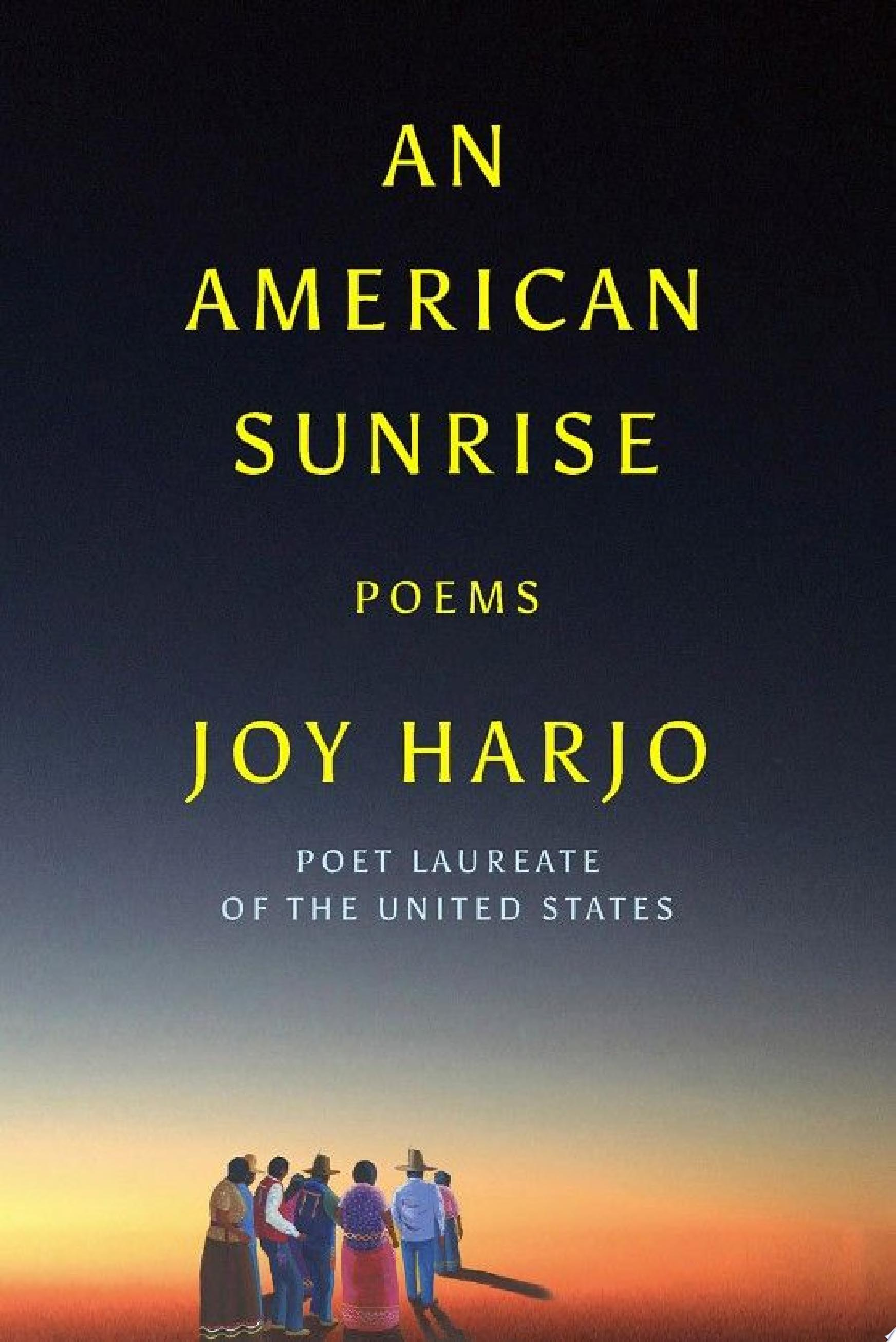 "Image for ""An American Sunrise: Poems"""