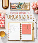 "Image for ""Martha Stewart's Organizing"""