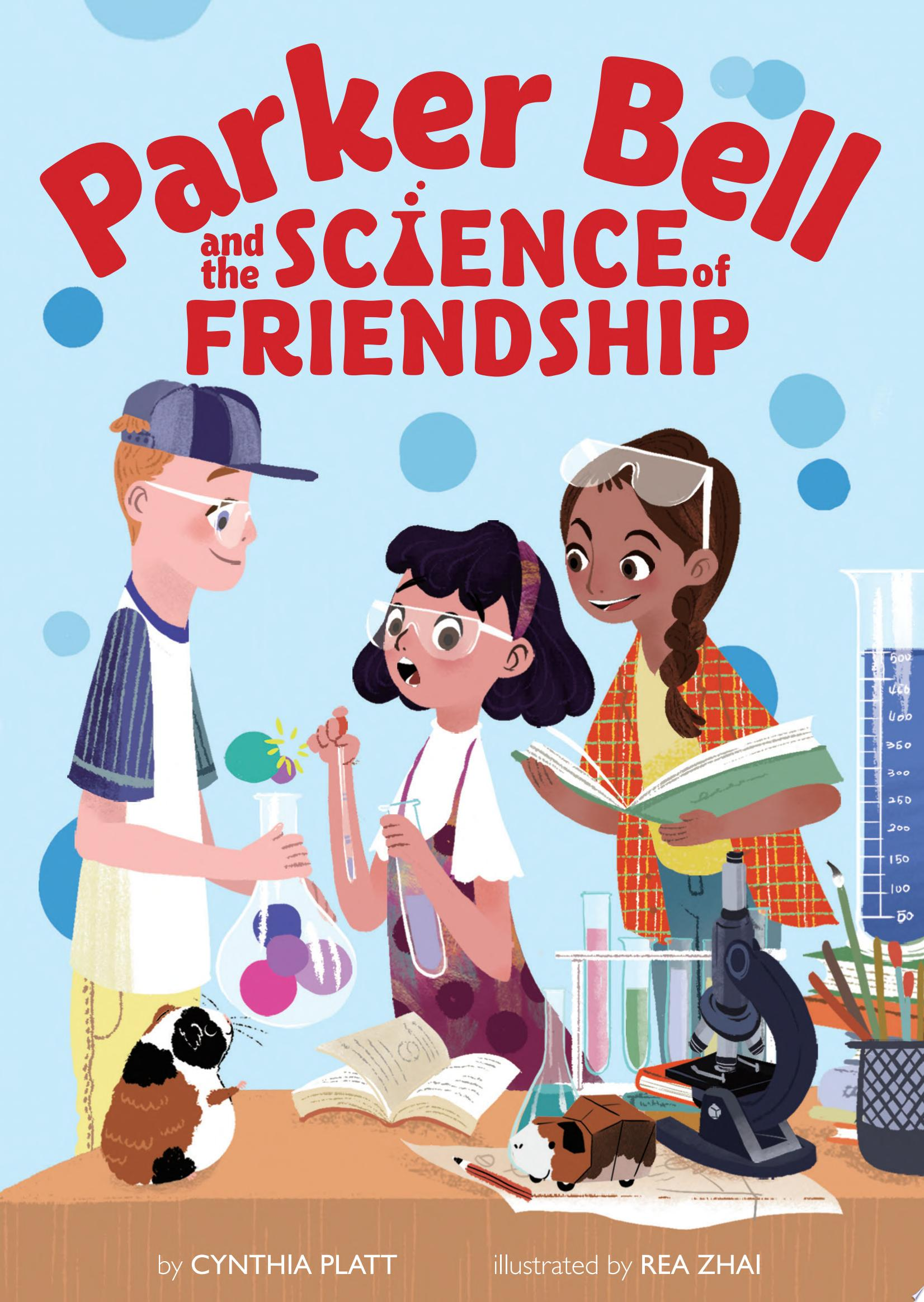 "Image for ""Parker Bell and the Science of Friendship"""