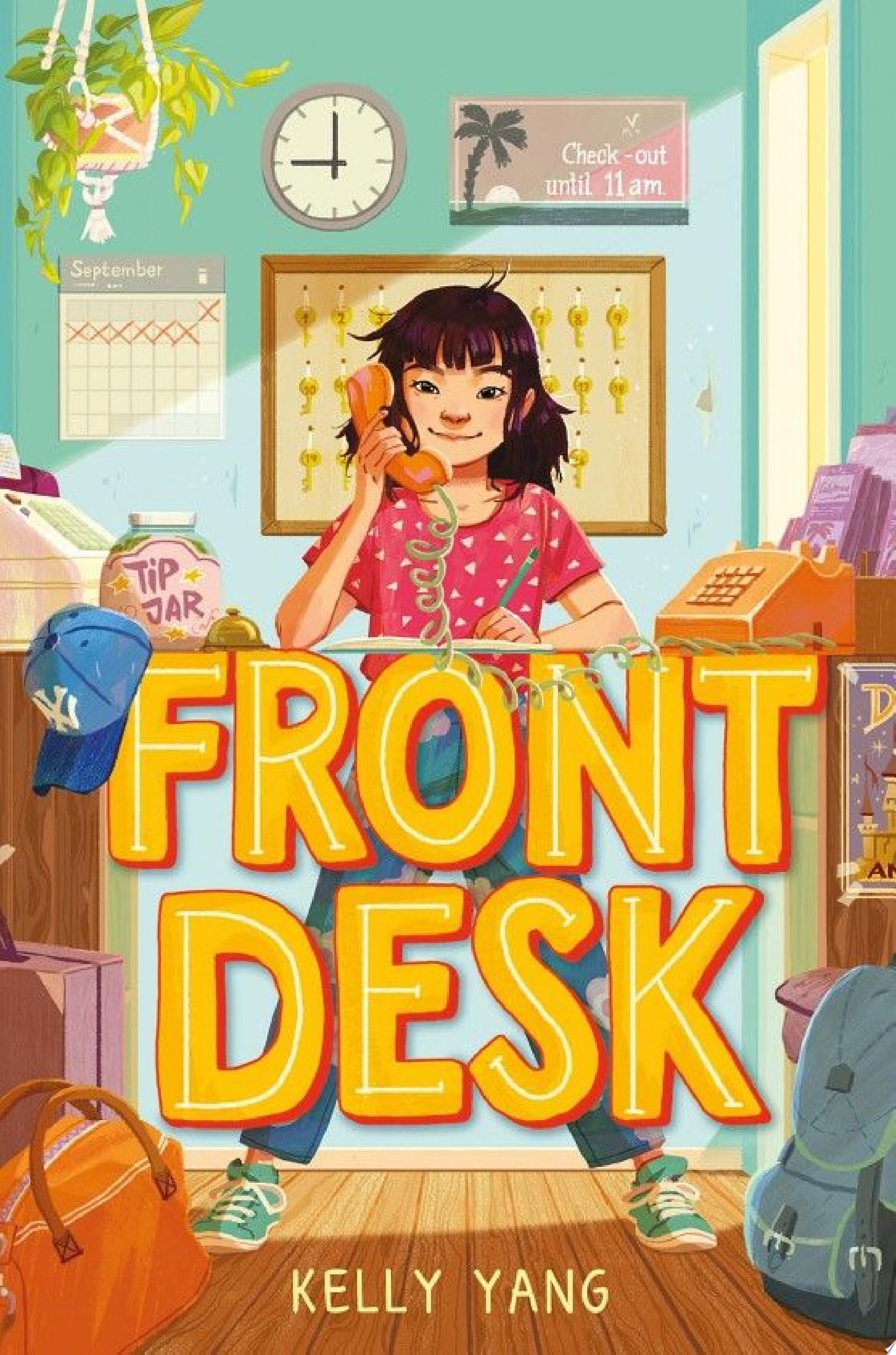 "Image for ""Front Desk"""