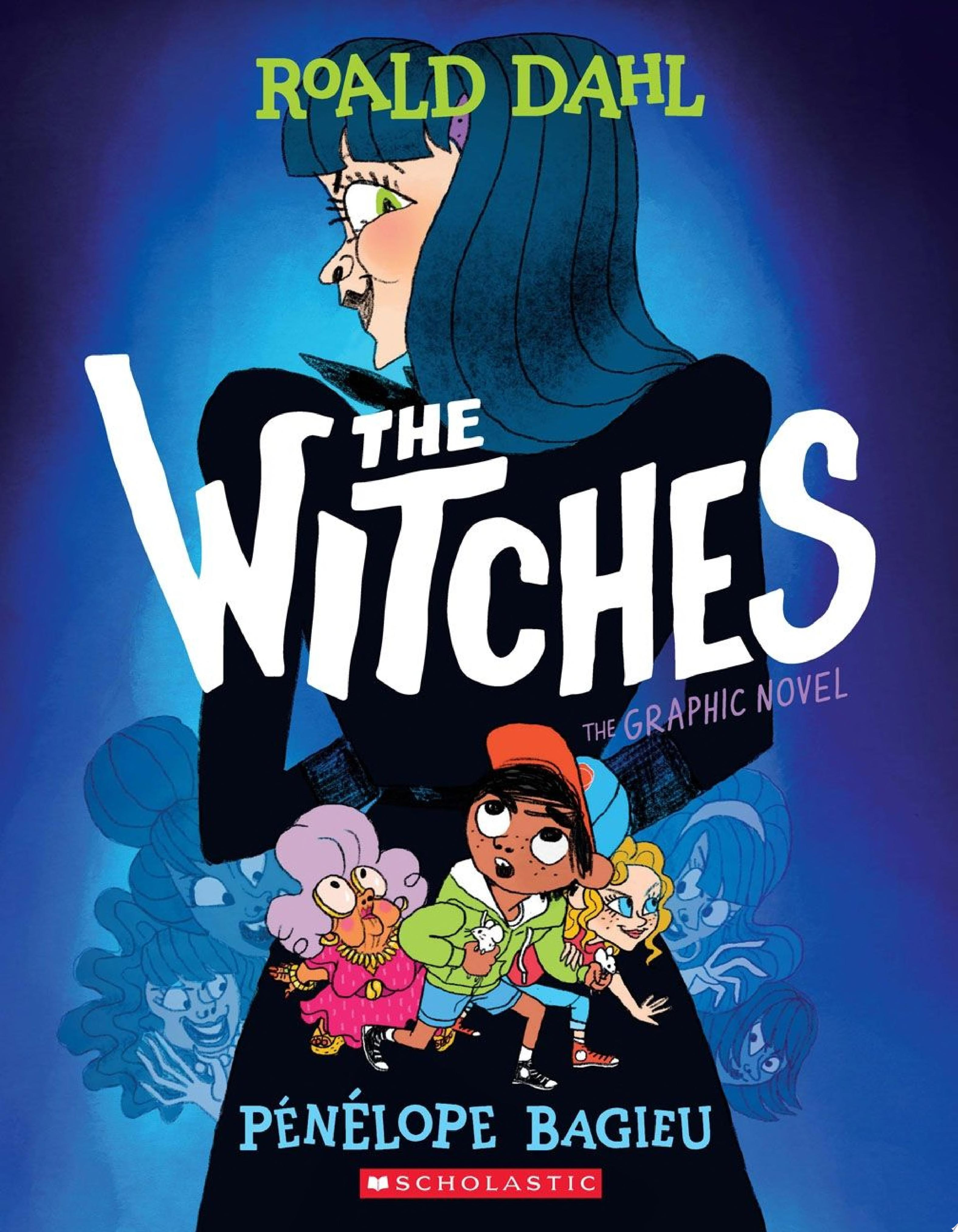 "Image for ""The Witches: The Graphic Novel"""