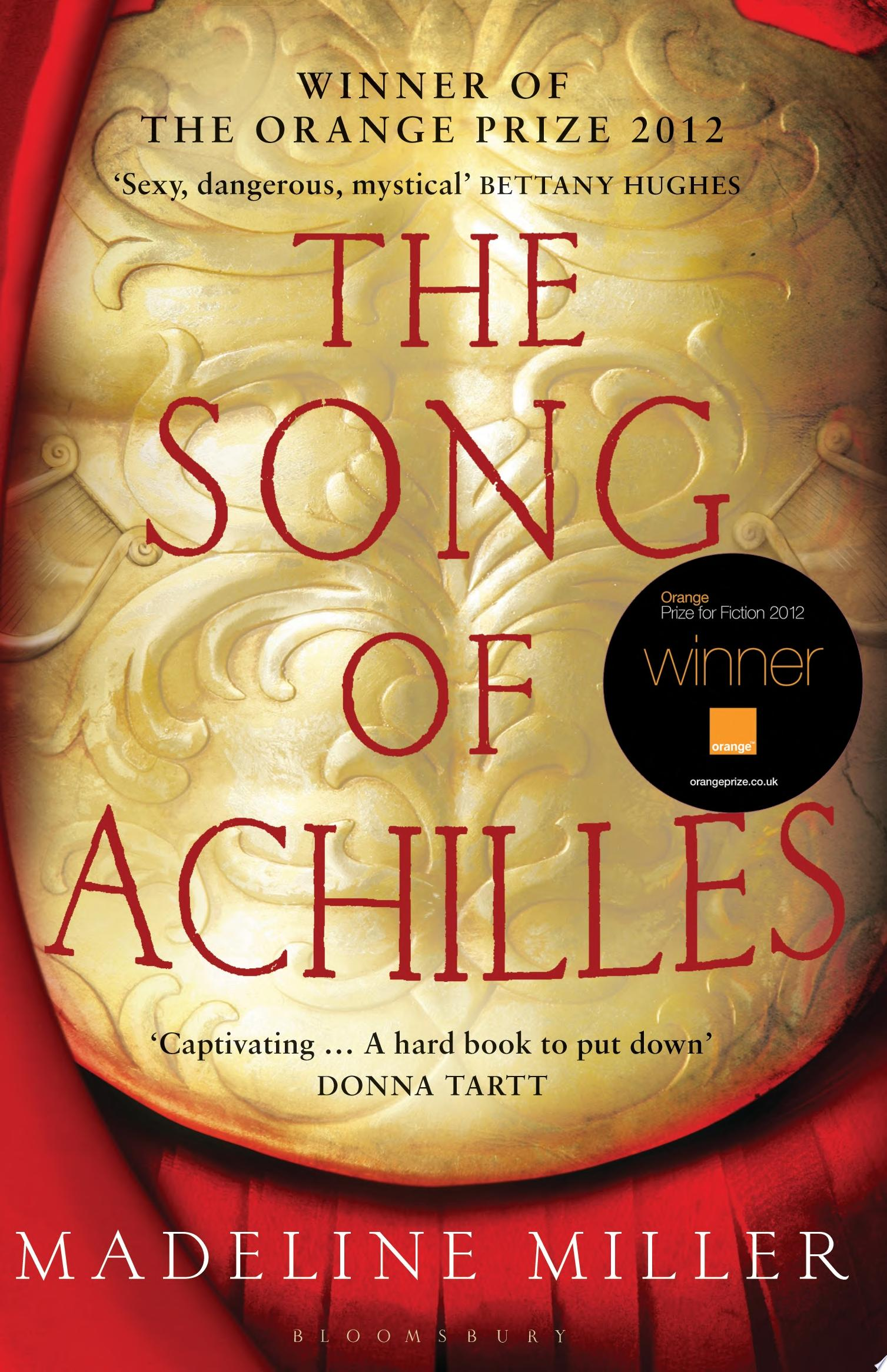 "Image for ""The Song of Achilles"""