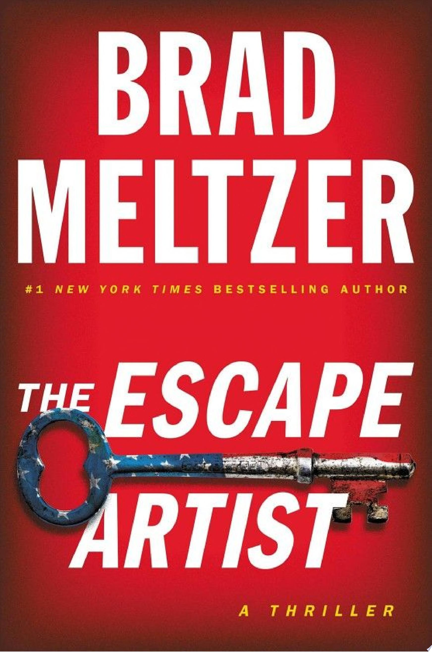 "Image for ""The Escape Artist"""