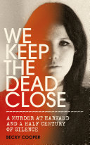 "Image for ""We Keep the Dead Close"""