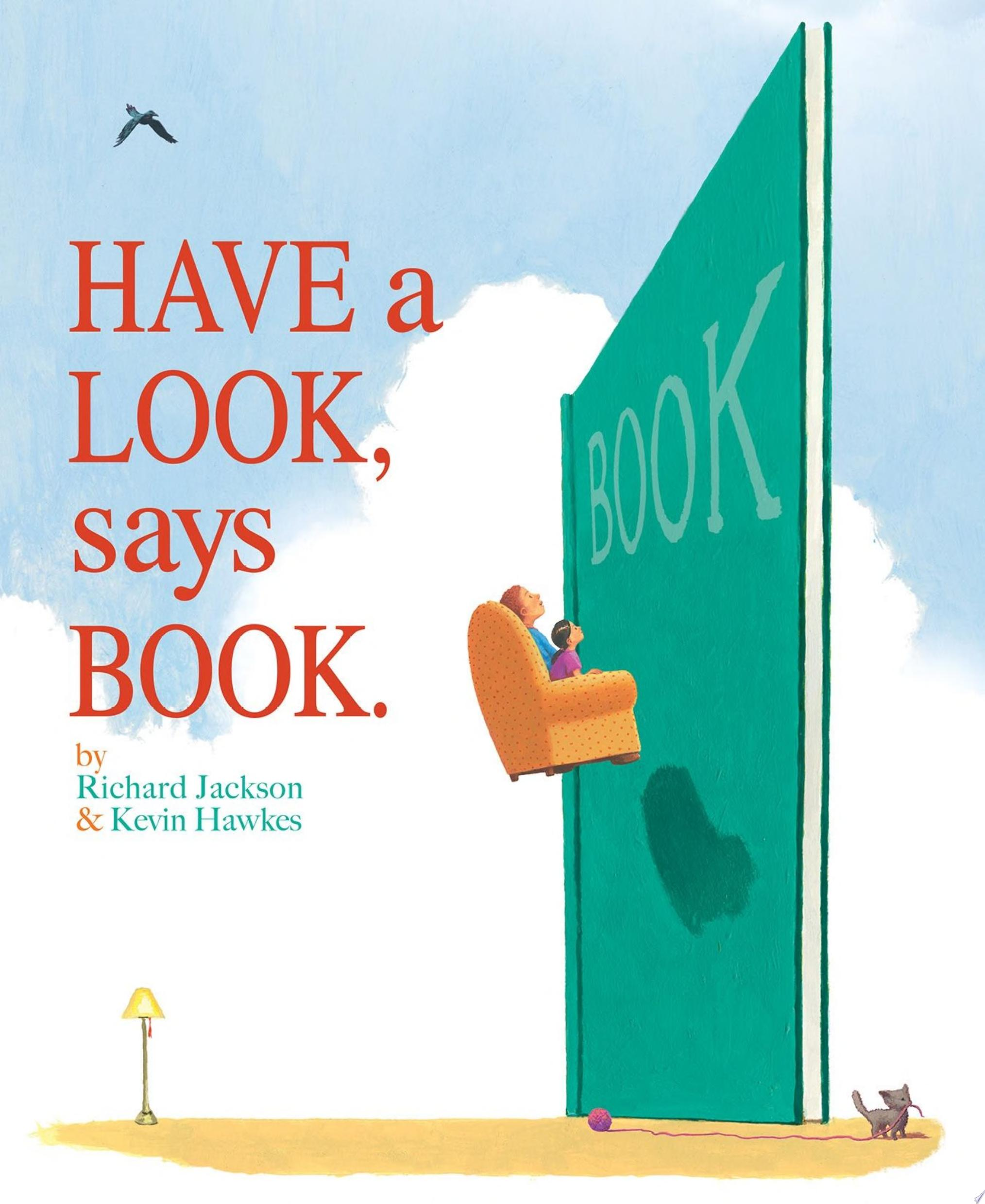 "Image for ""Have a Look, Says Book."""