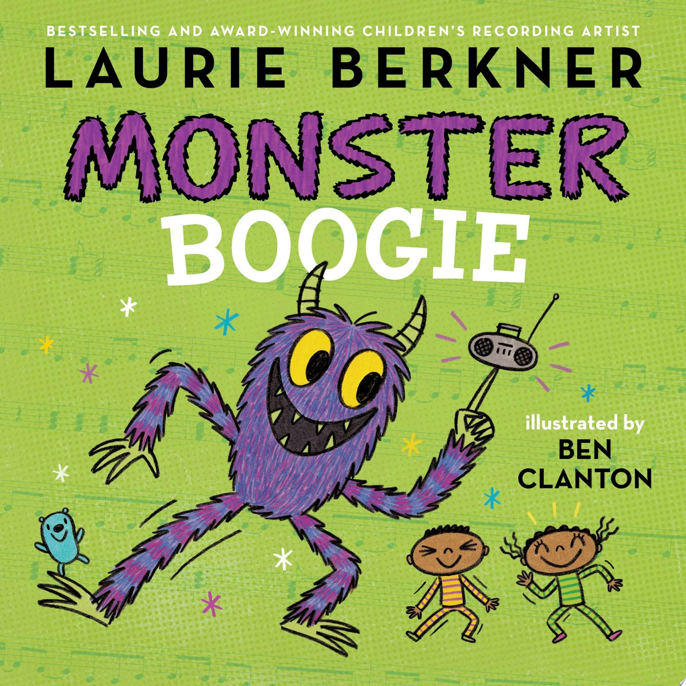 "Image for ""Monster Boogie"""